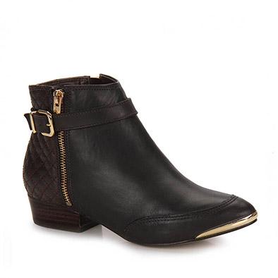 Ankle Boot R$ 149,99  - passarela.com.br