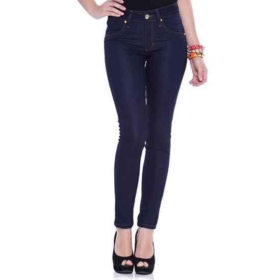 Calça Jeans Cintura Alta Damyller - R$189.00 http://goo.gl/rZTZxy