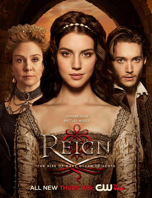 reign cartaz