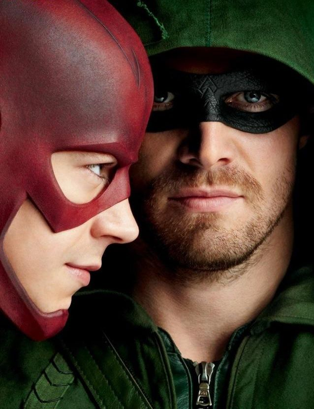the flash e arrow