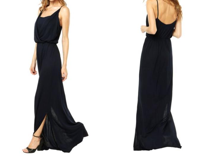 Vestido Longo MNG Barcelona - R$215.90 - http://goo.gl/UvsnTX