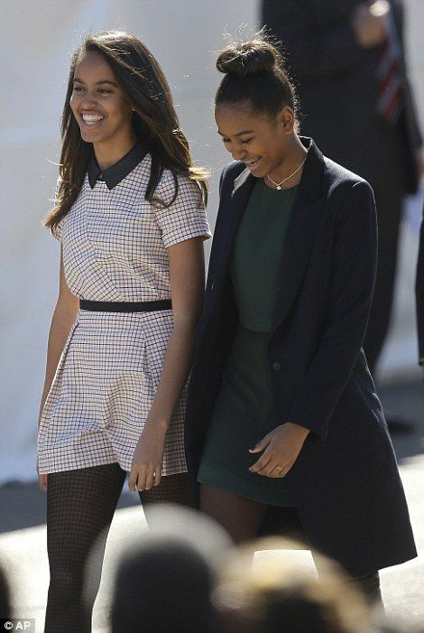 obama sisters